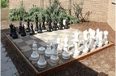 Majura Primary School Chess Board