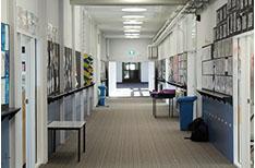 Majura Primary School Purple Corridor