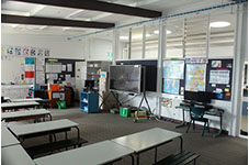 Image of French Language Specialist Programs Classroom