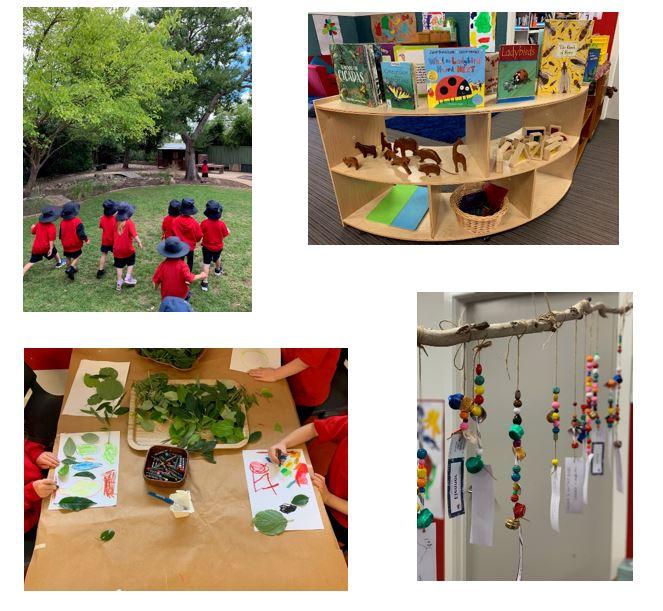 Majura preschool collage