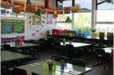 School Corridors: Green - Years 1 and 2 room