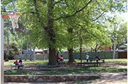 Majura Primary School Playground Main chairs