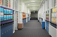 Majura Primary School Green Corridor